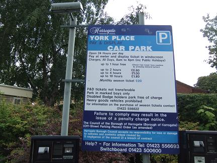 End of Free Parking?