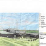 Proposed Incinerator